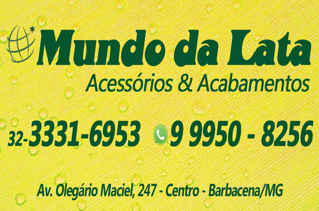 001 Mundo Da Lata