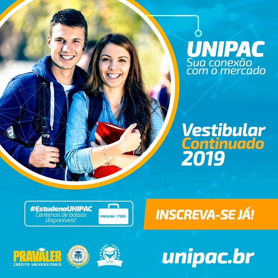 001 Unipac Vestibular Continuado