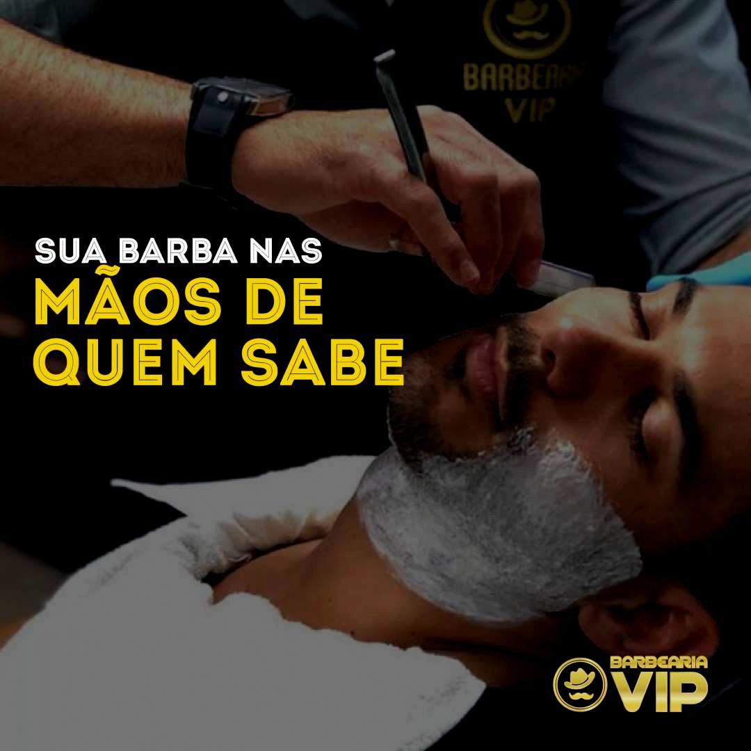 001 Barbearia Vip