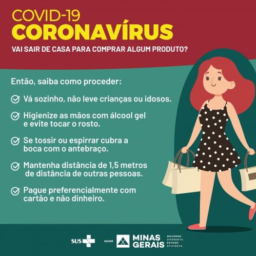 SRS Coronavírus