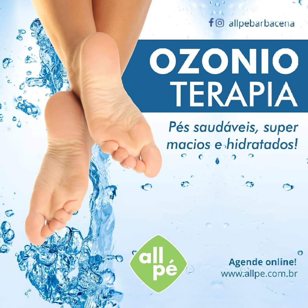 All Pé Ozonioterapia