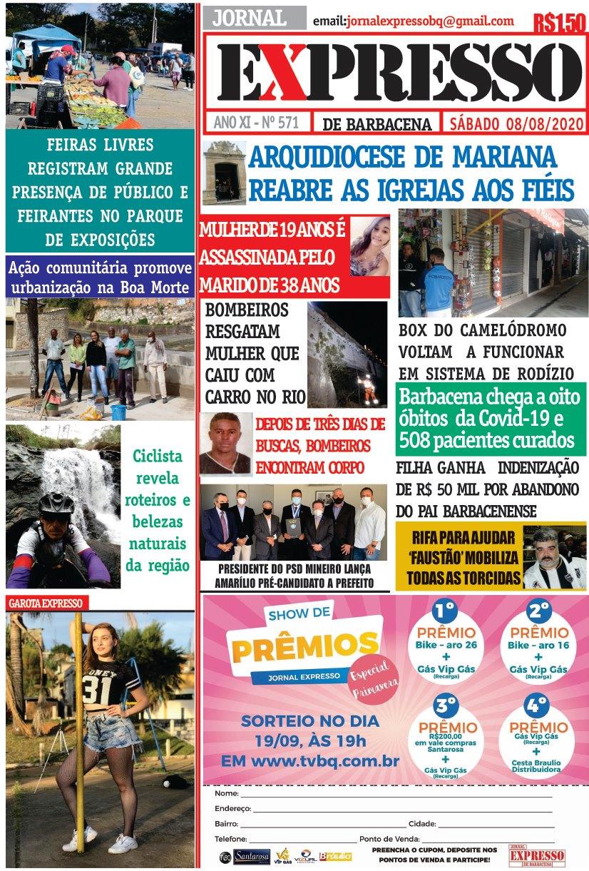 Jornal Expresso - O jornal do povo de Barbacena