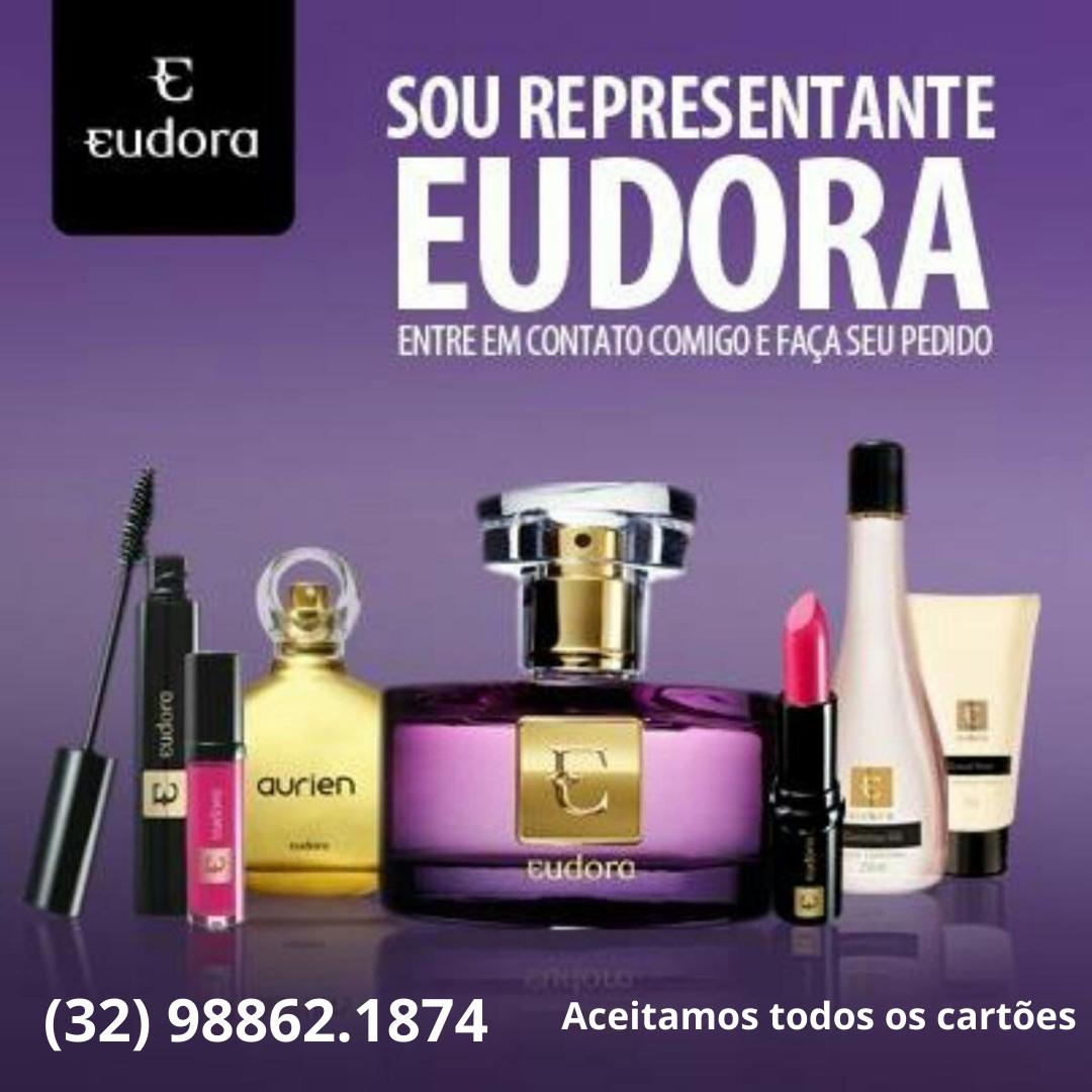 Compre comigo seus produtos Eudora