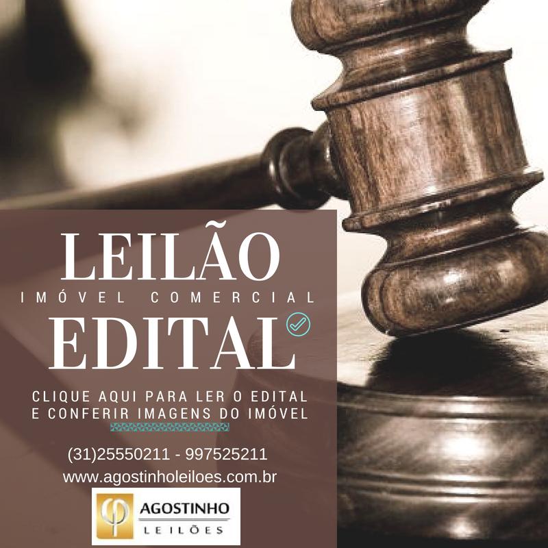 126 Edital De Leilo De Imvel Em Barbacena