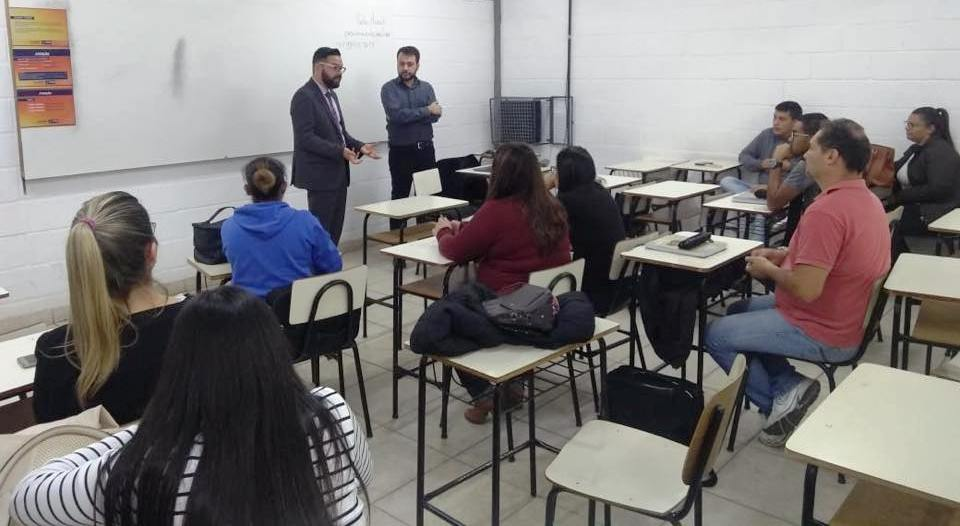 Unipac Oferece Oficina De Tcc Para Alunos Do Curso De Direito