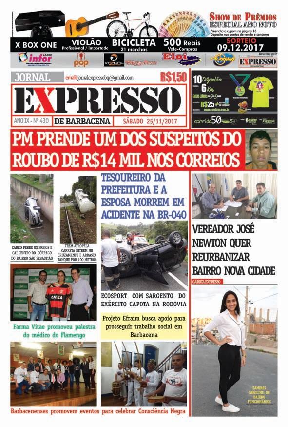 680 Expresso Capa
