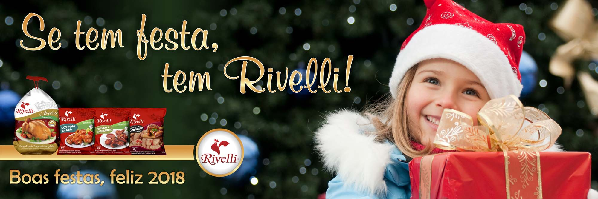 Outdoor De Natal Rivelli