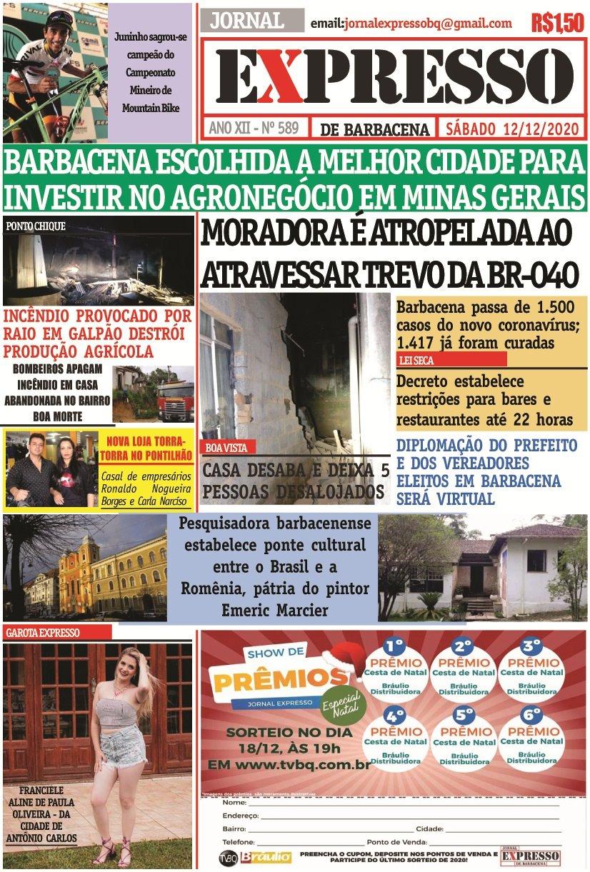 Jornal Expresso - O Jornal do Povo