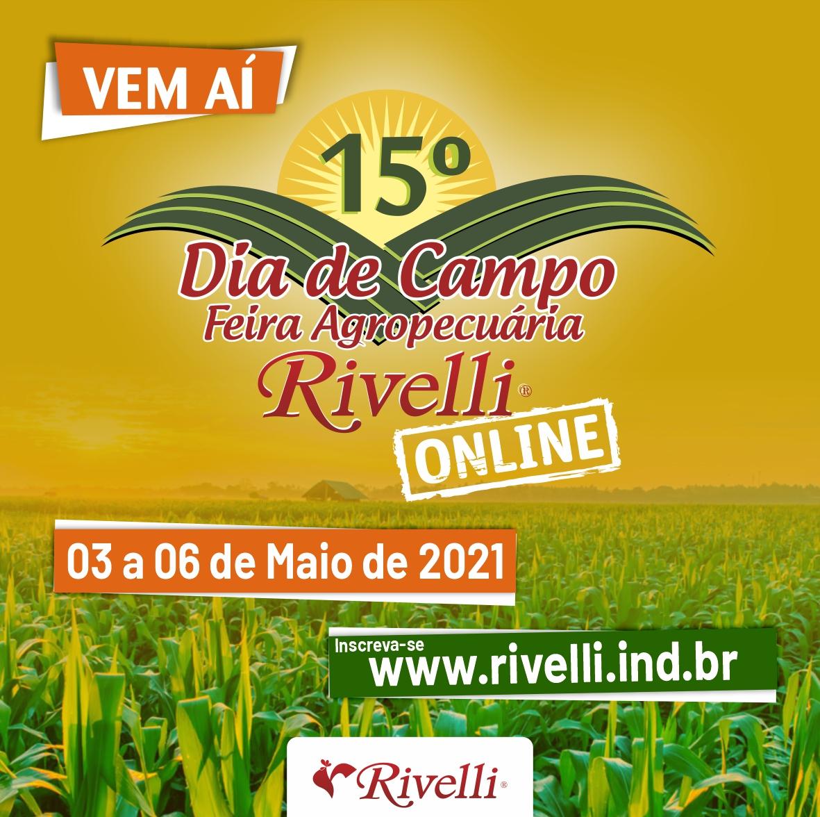 Rivelli - 15º Dia de Campo